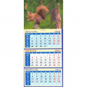 Календарь Симпатичная белка