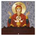 Иконописный. Иконы Пресвятой Богородицы (Неупиваемая чаша). Календарь на 2021 год.
