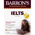 Barron's IELTS + online practice. Fifth Edition