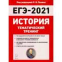 ЕГЭ 2021 История. Тематический тренинг. Все типы заданий