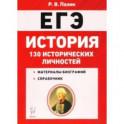 ЕГЭ. История. 10-11 классы. 130 исторических личностей