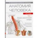 Анатомия человека. Атлас. В 3-х томах. Том 1. Опорно-двигательный аппарат
