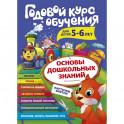 Годовой курс обучения: для детей 5-6 лет