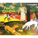 Paul Gauguin. Coloring Book