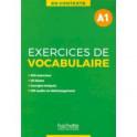 Exercices de vocabulaire A1 + audio MP3 + corriges