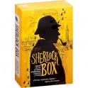 Sherlock BOX. Подарок для тех, кто ценит английский чай и хорошую историю (комплект из 2 книг)