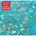 Ван Гог. Календарь настенный на 2021 год (300х300 мм)