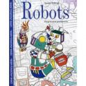 Robots.Творческая раскраска