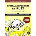 Программирование на Rust. Официальный гайд