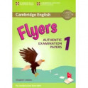 Flyers 1 Cambridge English Flyers 1 for Revised Exam from 2018 Student's Book: Authentic Examination