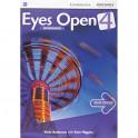 Eyes Open 4 WB + Onl Practice