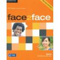 Face2Face 2Ed Starter WB+key