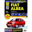 Fiat Albea с 2005 г. Руководство по эксплуатации, техническому обслуживанию и ремонту