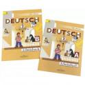 Немецкий язык. 2 класс. Рабочая тетрадь. В 2-х частях. ФГОС