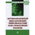 Инструментально-методический подход к адаптации модели тройной спирали для условий России.Монография