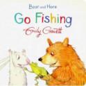 Bear and Hare Go Fishing  (board bk)