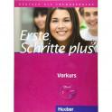 Erste Schritte plus, Vorkurs, Kursbuch mit CD