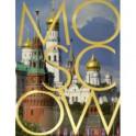 Москва. Альбом на английском языке