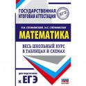 ЕГЭ. Математика. Весь школьный курс в таблицах и схемах для подготовки к единому государственному экзамену